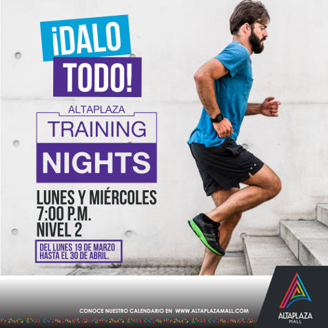 Training Nights 2018 - Side 2 - Altaplaza Mall Panamá